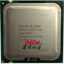 Intel Core 2 Quad Q9400 2.6 GHz Quad-Core CPU Processor 6M 95W LGA 775