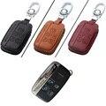 Чехол для ключей из натуральной ПУ кожи с 5 кнопками для Land Rover Series