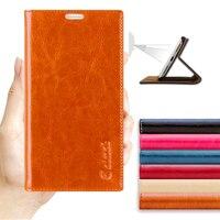 Original Aimak Luxury Genuine Leather Phone Case For HuaWei Honor X1 X2 Mediapad X1 X2 Flip