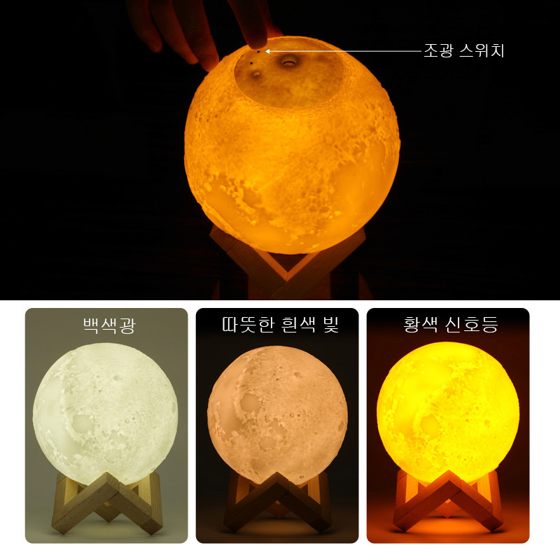 400ml Aroma Essential Oil Diffuser Ultrasonic Air Humidifier with 3 Color Changing LED Lights lamp for Office Home