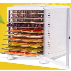 220V Multifunctional Electric Food Dryer Machine Household Automatic Food Dehydrator Commercial 10 Layers EU/AU/UK Plug