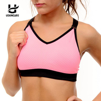 Seamless Bra Push Up Bras For Women Wireless Adjusted Strap Backless Breathable Quick Dry Elastic Padded