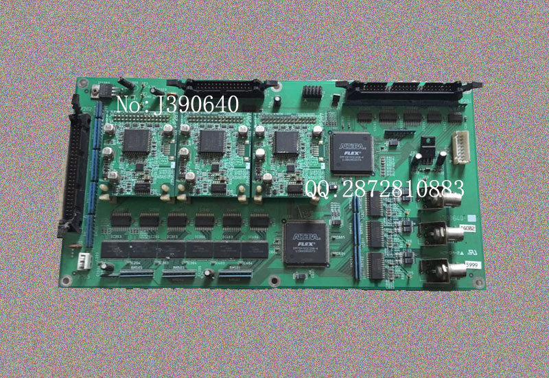 Noritsu Frontier QSS-3001/3021 The original package that is colourful to expand machine second-hand accessories J390640 PCB the original 2mbi200l 060 code package machine disassemble