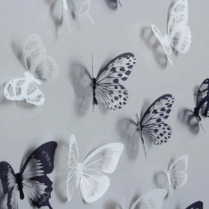 Nonslp-mats 18Pcs 3D Sticker Wall Decal Room