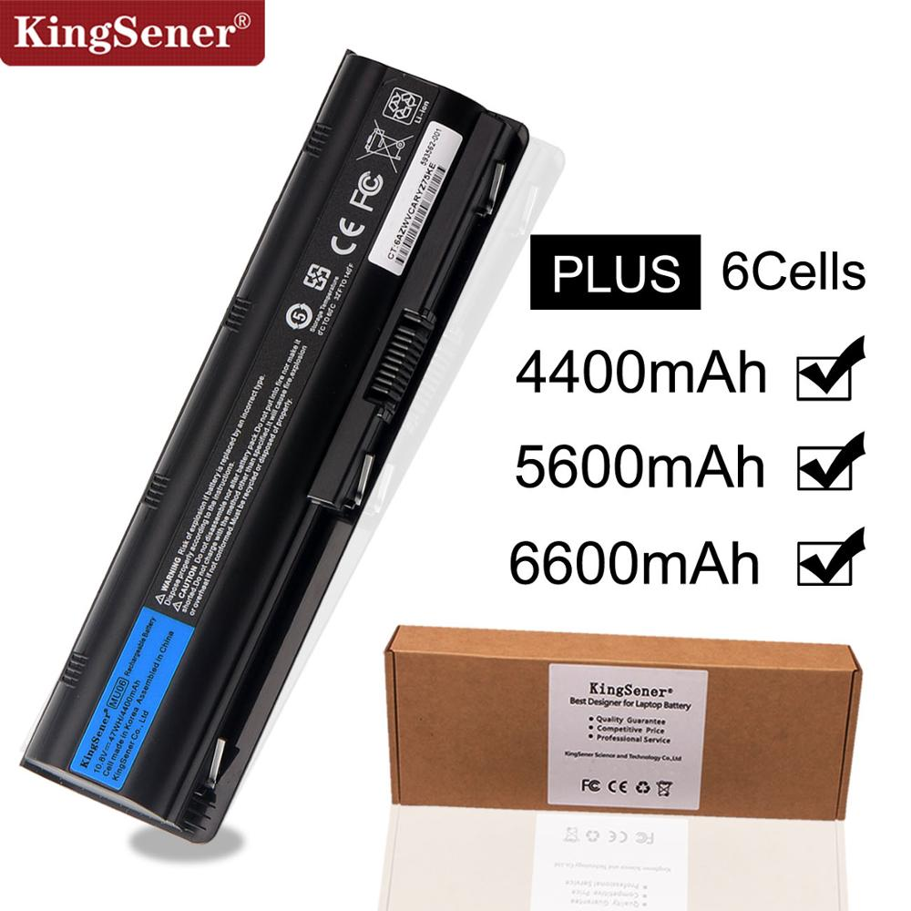 KingSener Korea Cell MU06 Laptop Battery For HP Pavilion G4 G6 G7 CQ42 CQ32 G42 CQ43 G32 DV6 DM4 G72 593562-001 10.8V 47WH