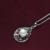 SNH100 % Natural Pearl Pendant Para Mulheres Colar colorido Colar de Pérolas de Água Doce Jóias