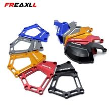 Motorbike CNC Aluminum Motorcycle Engine Guard Protect For BMW S1000RR HP4 K42 K46 2009 2010 2011 2012 2013 2014 motorcycle cnc aluminum engine cover frame sliders bolts crash protector parts firt for bmw 2009 2010 s1000rr 2011 2012