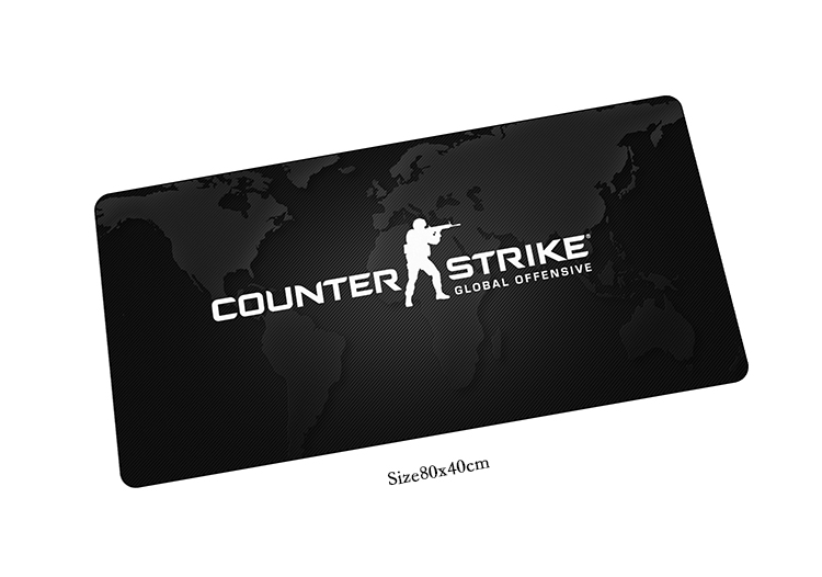 cs go mouse pad High-end pad to mouse notbook computer mousepad locrkand gaming padmouse gamer to 800x400mm keyboard mouse mats