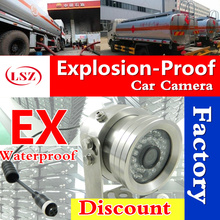 ex camera explosion-proof car camera waterproof on-board monitoring camera for oil tank car factory batch approval cctv