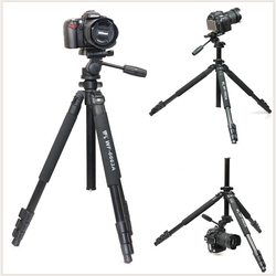 professional Weifeng WF-6663A Tripod  for camera Camcorder Binoculars video vcr