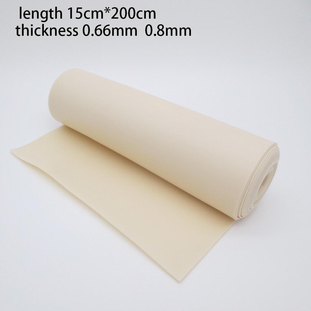 200*15cm super natural látex estilingue tubo de borracha. Arco de borracha catapulta elástico parte fitness bungee equipamento ferramenta