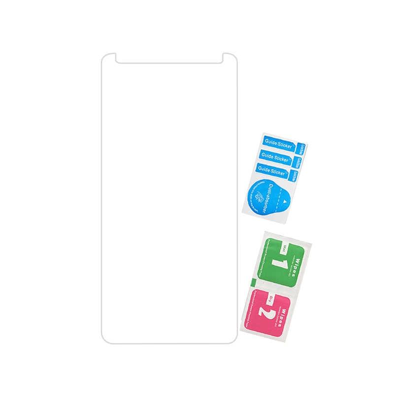 Alesser untuk Doogee Mix 2 Kaca Tempered Film Pelindung Layar Anti-Shatter Film Pengganti Ponsel Aksesoris untuk Doogee Mix 2