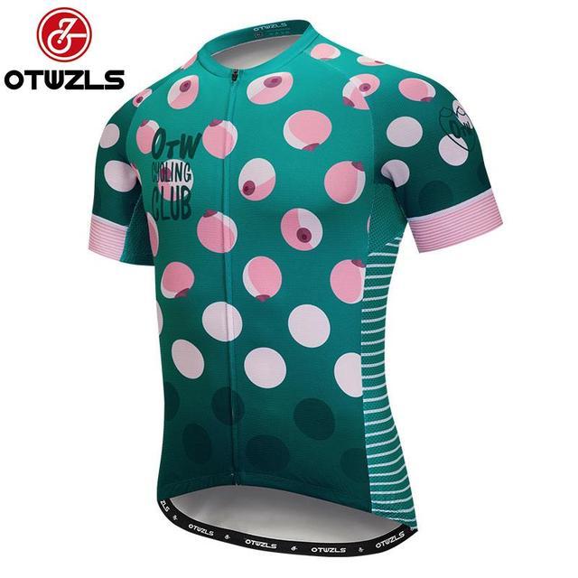 6016e5291 OTWZLS 2019 cycling jersey men maillot ciclismo mtb jersey short sleeve  jersey tricotas hombre ciclismo mountain bike shirt