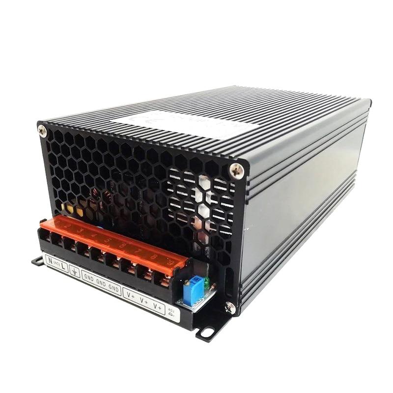 AC-DC 60V Switching Power Supply 25A 1500W Driver Transformers 110V/220V AC to DC60V SMPS For Led Strip CNC CCTV Stepper Motor