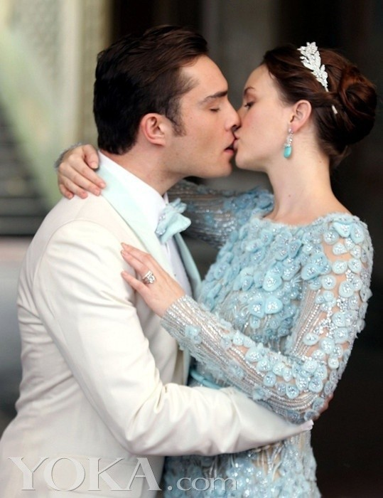 Elie Saab Wedding Dress Blair