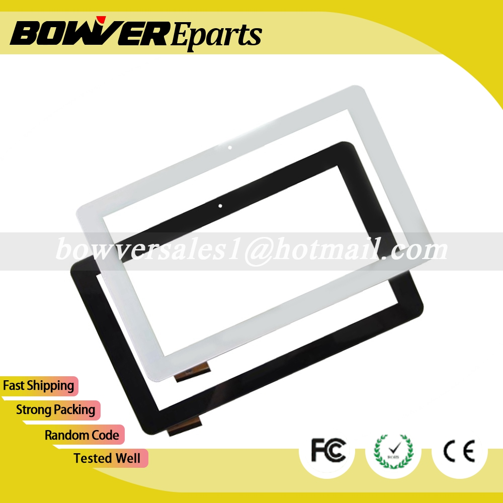A+  For 10.1 ODYS Ieos Quad 10 Pro Tablet touch Screen panel Digitizer Glass Sensor replacement new touch screen touch panel glass sensor digitizer replacement for 10 1 inch odys rise 10 quad tablet free shipping