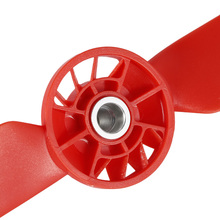 2pcs Propeller Accessories ABS Durable CW CCW Parts Light Weight For RC Drone Q500 Red NSV775