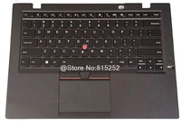 PalmRest Bezel Cover Keyboard For Lenovo For ThinkPad X1 Carbon 3rd 2015 English US TW UK Case 00HN945 00HT300 Touchpad Backlit