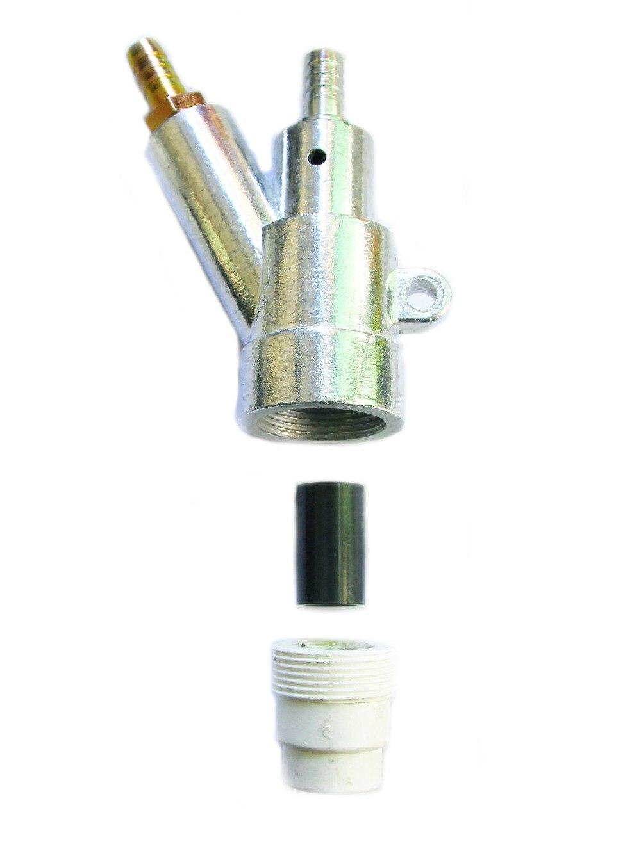 Подробнее о B1 type sandblasting gun  Kit with 60*20*8mm boron carbide B4C Sandblasting nozzle for SandBlasting cabinet sandblasting gun matrix 57328