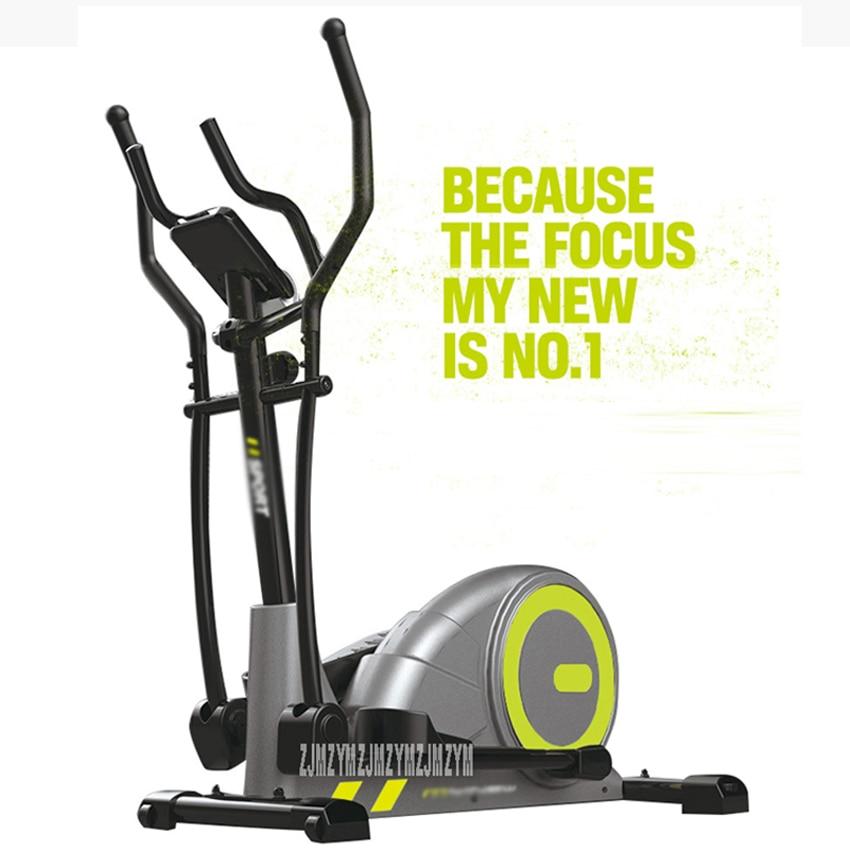 купить Elliptical Bike indoor cycling Bike Adjustable Bike Home Gym Workout Fitness Machine with Heart Rate Monitor Maximum load 120kg по цене 18842.11 рублей