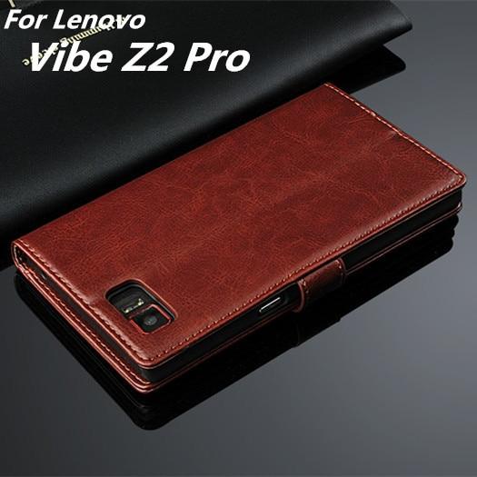 Fundas High Quality Flip Cover Case Lenovo K920 Magnetic Leather Holster For Lenovo VIBE Z2 Pro K920 Phone Shell Capa