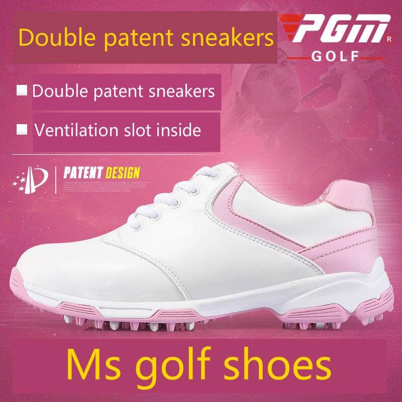 Sapatos para as Mulheres à Prova Sapatos de Desporto Golfe Água Super Respirável Sapatilhas Leves 2020 Pgm d' Mod. 174302