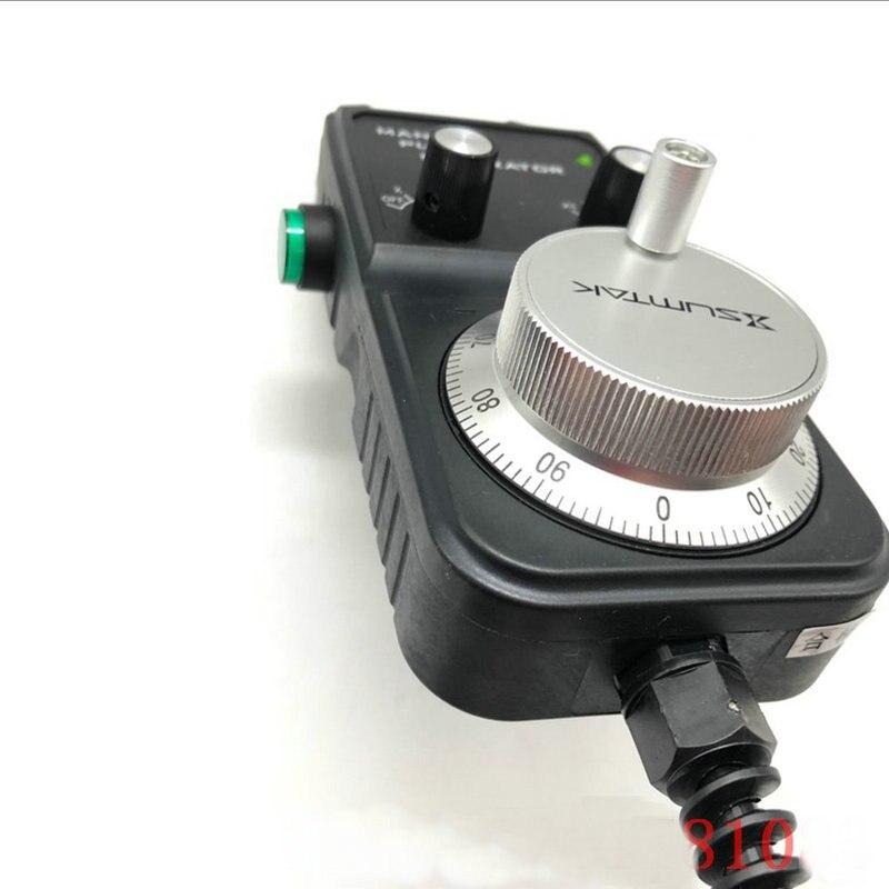 Станок с ЧПУ ручное колесо ACE 841 ACE 842 100 optcoder маховик MPG ручной импульсный генератор X1 X10 X100 соотношение - 5