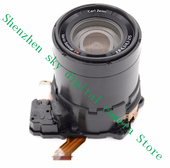 90% original Digital Camera Repair Parts for Sony Cyber-shot DSC-HX300 DSC-HX400 HX300 HX400 Lens Zoom Unit фотоаппарат sony dsc hx300 cyber shot