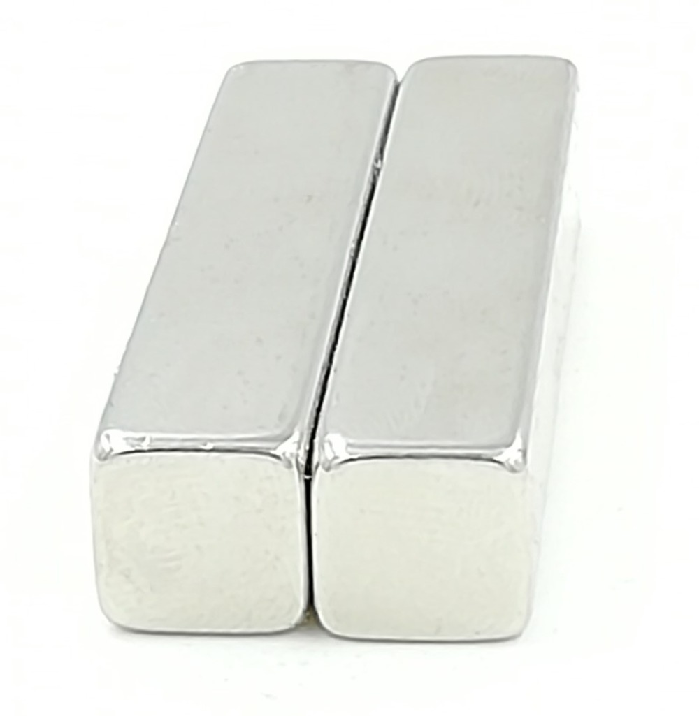 2PCS 50*10*10mm neodymium magnet Rare Earth NEO Magnets 50x10x10 Very Powerful Block Magnets 50mm x 10mm x 10mm image