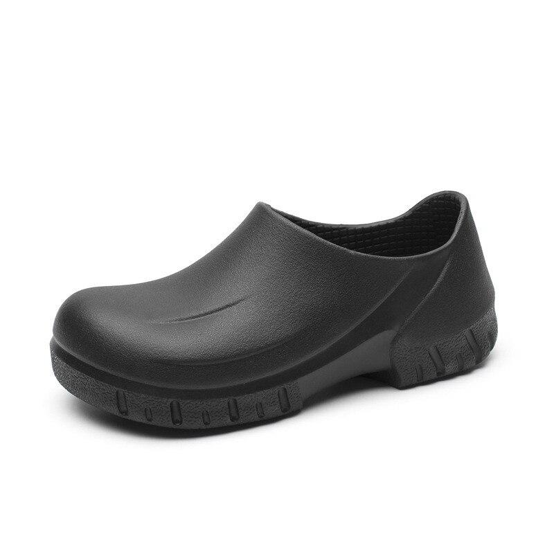 Neue Küche Schuhe Slip-proof Chef Schuhe Wasserdicht Öl-beweis Verschleiß-beständig Küche Arbeits Schuhe Lebensmittel Fabrik Werkstatt Schuhe Attraktiv Und Langlebig
