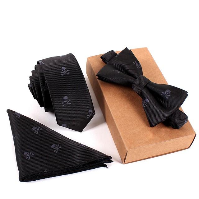 Mode-D-affaires-Cravate-Ensemble-Cr%C3%A2ne-Liens-D-impression-De-Poche-Carr%C3%A9-Serviette-pour-les-Hommes.jpg_640x640