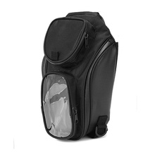 цена на Bicycle Bag Motorbike Oil Fuel Tank Bag Magnetic Tank Bike Saddle Bag Motorcycle Bag Big Screen For Phone / GPS