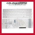 США клавиатура для ноутбука для acer aspire 5943g 5943 5950 г 5950 8943 г 8943 8950 г 8950 США Серебристой клавиатурой