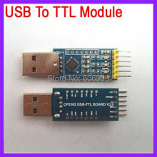 10pcs/lot CP2102 USB To TTL Module Burner Download Line For Arduino UNO R3 Pro Mini