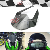 For KAWASAKI Z800 2013 2016 Windshield Windscreen Pare Brise Smoke Motorcycle Accessories
