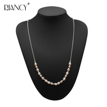NEW Fashion long Pearl Necklace Pearl Jewelry Multicolour Natural freshwater Pearl Pendant  Sweater chain Jewelry For Women Gift стоимость