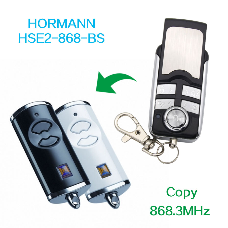 HORMANN HSE2-868-BS HSE4 HSE 2 4 BS