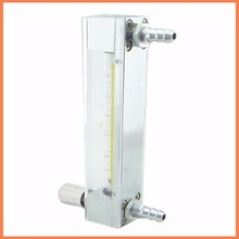 gas LZB-3, glass rotameter flow meter with control valve for Air float gas rotameter,it can adjust flow lzb3 Tools Measurement lzb 15 glass rotameter flow meter for liquid and gas flange connection