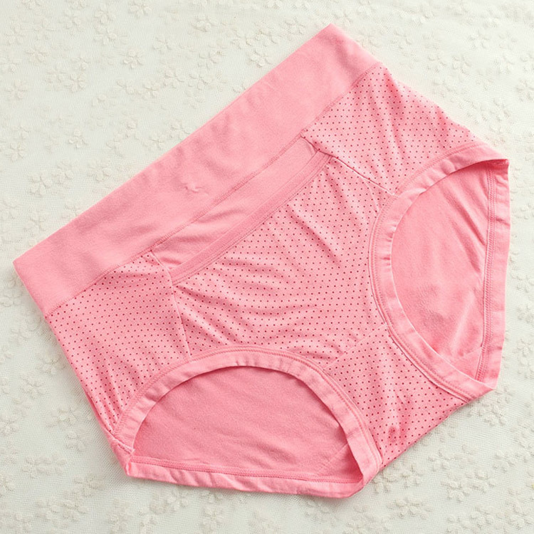 5pcs Physiological Briefs Leakproof Menstrual Period Lengthen Broadened Big Girl Panties Underwear Health Seamless Underpants