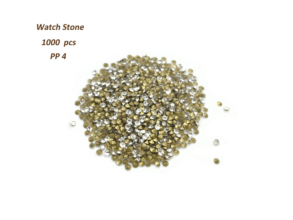 US $6 5 |PP 4 Wholesale 1000 PCS / lot High Quality Watch Parts Stones,  Rhinestones, Middle East Diamond Watch Repair Part-in Repair Tools & Kits  from