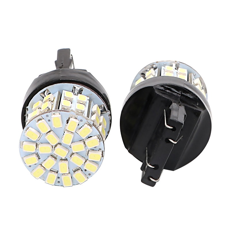 Car shop light Lamp <font><b>LED</b></font> Brake Light Stop <font><b>Rear</b></font> <font><b>Bulb</b></font> 50SMD Autocar Backup Reserve Lights Universal image