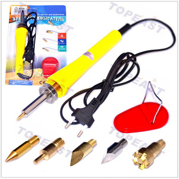 Carving Soldering Iron Electric Engraving Pen  Gourd Pyrography Hot Brush Pen Electric Soldering Irons