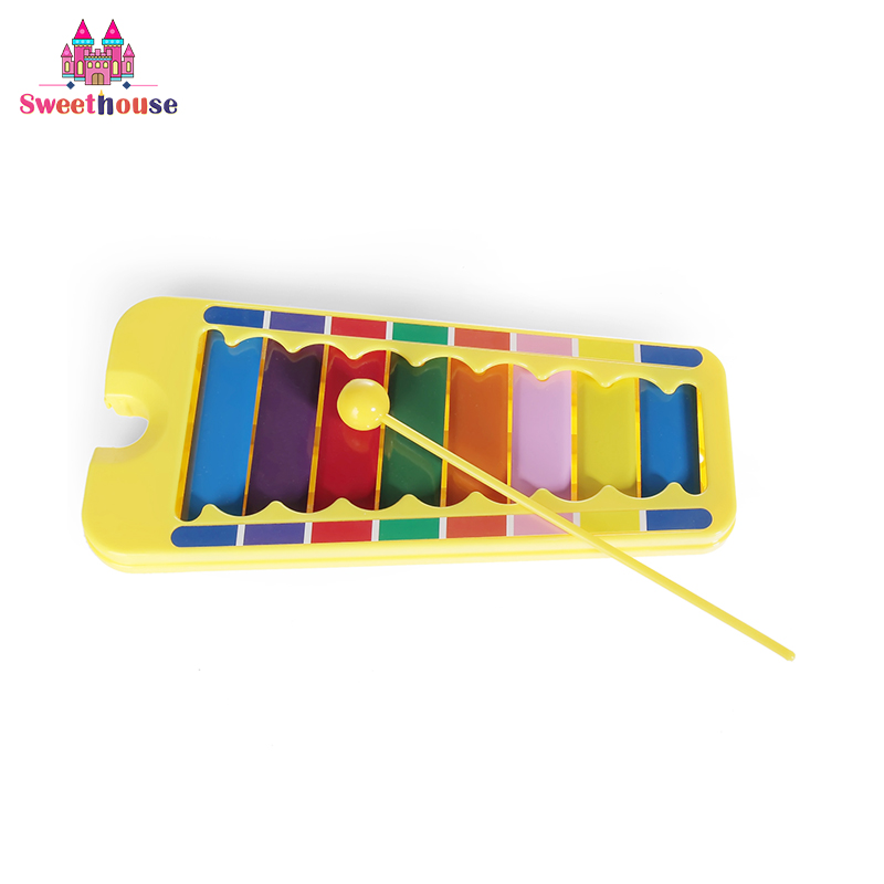 Jucării colorate pentru copii de xilofon muzicale Instrument muzical - Învățare și educație