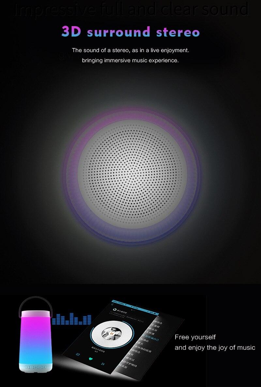 esta Descuento Altavoz Bluetooth 4