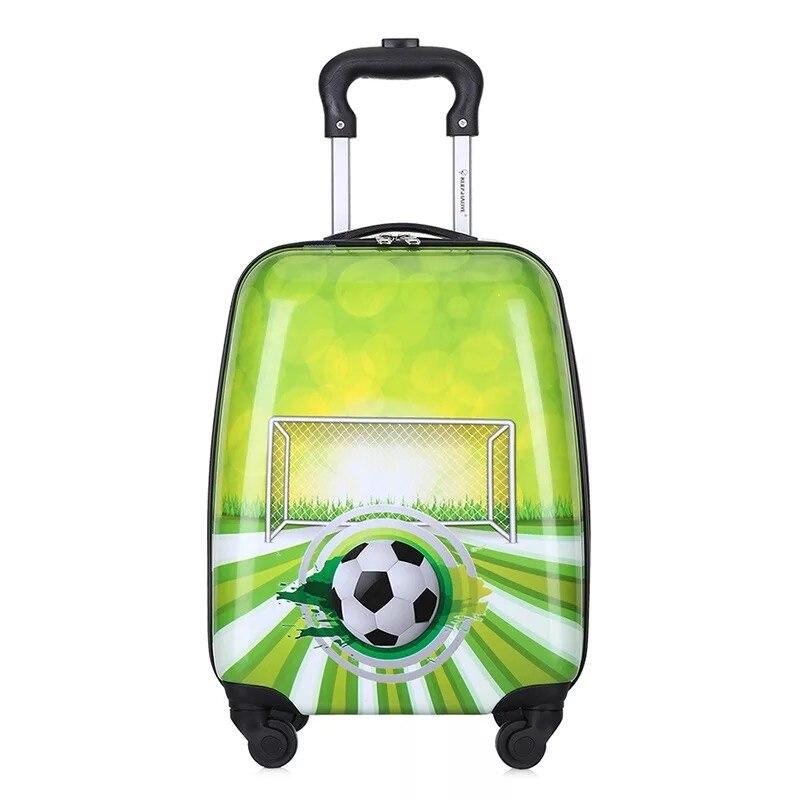 Dla dzieci anime etui na wózek chłopiec szkoła podróży walizka toczenia walizka dziewczyna różowy cartoon wózek torba dla dzieci torba na bagaż na kółkach w Walizki od Bagaże i torby na  Grupa 2