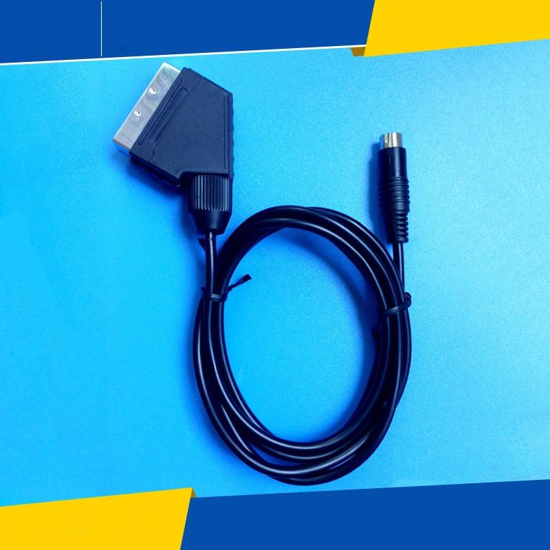 Sega Genesis 2 메가 드라이브 MD 2 용 RGB Scart - 게임 및 액세서리