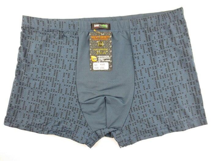 2014 Brand new men boxers man boxer shorts 95%modal underwear underpants boxer for man 5pcs/lot plus size 5XL(XXXXXL)
