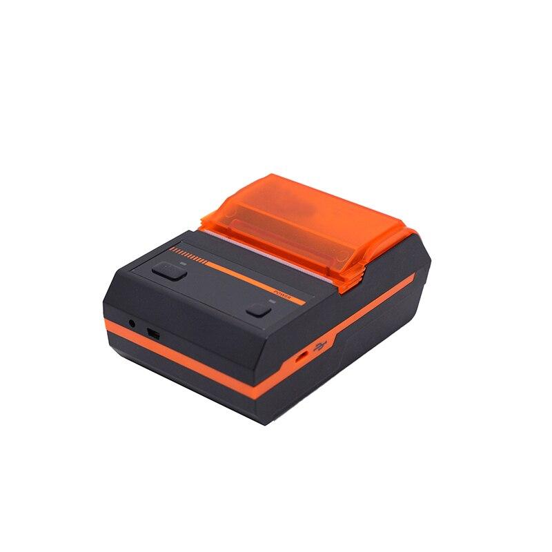 Mini imprimante portative à faible bruit de reçu de WIFI imprimante de position d'imprimante androïde/IOS imprimant l'interface d'usb/WIFI de 58mm