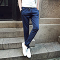 2017 M-5XL men pants 5 colors plus size mens joggers pants casual slim fit mens pants pantalon homme sweat sarouel BA02