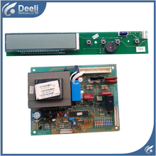 95% new good working for Haier refrigerator Frequency inverter board driver board 0064000279 Display panel 64000280 Set